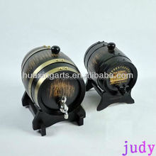 low price mini wooden beer barrels for sale