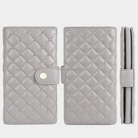 Factory Wholesale mobile phone case leather case for iphone 6