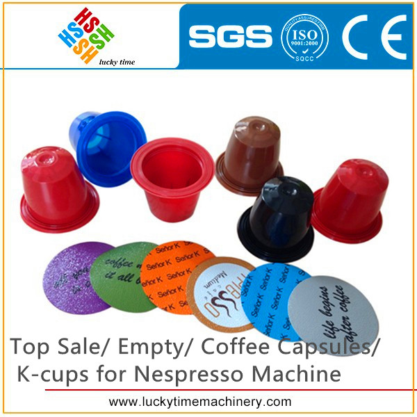 Top Sale/ Empty/ Coffee Capsules/ K-cups For Nespresso ...