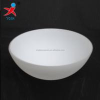 Opal shinny bowl glass Lamp shades
