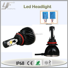 Super bright auto lighting high power 75w halogen led replacement