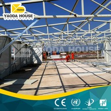 18years&UN Supplier--T house with steel base:27m2 Sundan house sold to Saudi Arabia