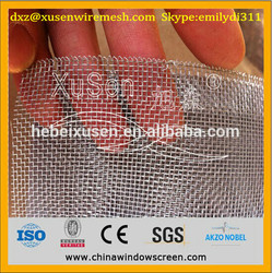 Low Price 18x14 bright aluminum insect screen /ss aluminum insect screen/charcoal aluminum insect screen