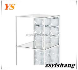 high quality wallpaper golf ball display rack with Yishang