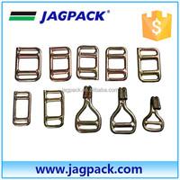 Good quality solid brass buckles for Pallet Bundling