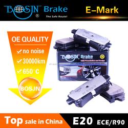 ceramic brake pad D1430 for car