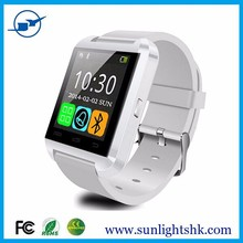 Steel +Silicon Best Cheap Smartwatch for Android