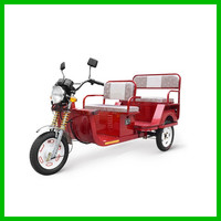 48V Safety Electric Tricycle For Elderly China