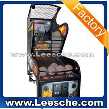 Street Basketball Deluxe Crazy shooting arcade basketball redemption game machine trade assurance