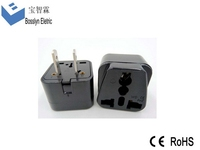 Top quality best sell us plug travel charger adaptor