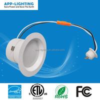 ETL ES listed LED recessed light 120V 3inch 8W surface downlight