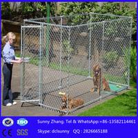 2015 US/Canada/AU new design large dog run kennel