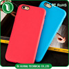 Ultra thin silicone mobile case for iphone cover protective case cover for iphone 6