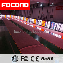 indoor and outdoor use basketball stadium P12 LED banner manufacturer