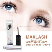 MAXLASH Natural Eyelash Growth Serum (2015 Hot Sale Red Cherry Human Hair Eyelashes Wholesale)