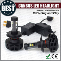 error free all in one 6hl wireless led headlights h4