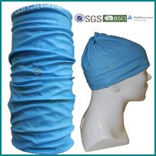Ocean Blue Seamless Headwear