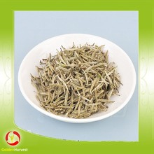 Chinese organic white tea with high health effects