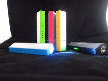 new developed mini torch shaped power bank with led light from best web to buy china