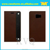 leather checkbook cover,back cover leather case for galaxy s4 mini,a5 pu leather notebook cover