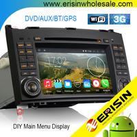 "Erisin ES2682B 7"" A B-Class Android 4.4.4 2 Din Car DVD Player GPS Radio"