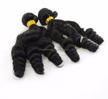 wholesale top quality Indian remy hair halloween costumes curly hair