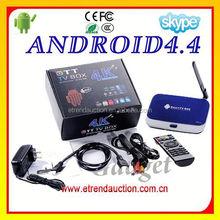 RockChip RK3288 Quad Core Google XBMC/KODI 4K Android 4.4 TV Box