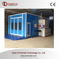 DOT-C1 China cheap paint booth, cheap car paint booth