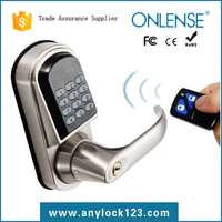 2015 hote sales remote control lock for gate by manufacturer 2001
