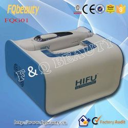 CE, ISO Approval! Professional face lifting machine prices hifu for beauty salon used FQG01