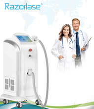 Chinese Best seller men facial hair removal machine with FDA MEDICAL CE