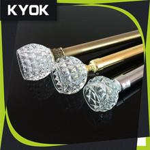 KYOK cast iron threaded rod wholesale , curtain rod accessories & curtian rod wholesale for home decoration projects