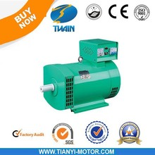 STC Series three phase ac brushless alternator 10kw 380V