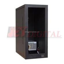 9Bay CF TF USB Hard Drive SD CD DVD Blu-Ray Duplicator Tower Case With 500W Professional Duplicator Power Supply