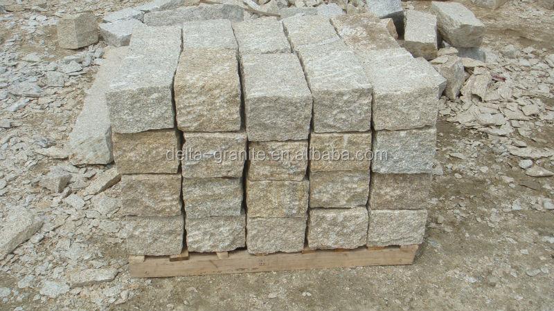 Gros Jaune Dalle De Granit Bordures Margelles Id De Produit 500004435628