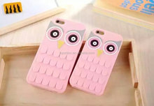 cute design new products 2015 for iphone 6 cases, for iphone 6 silicone case mix color