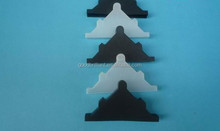 Plastic corner protectors for protecting glass 3mm, 4mm, 5mm, 6mm, 8mm, 10mm, 12mm