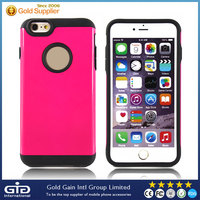 [GGIT] Fancy cell phone case cover for iPhone 6 plus with dot view