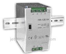 120W/5A DIN-Rail 24VDC Industrial Power Supply