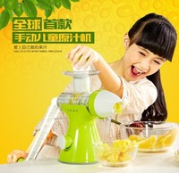 2015 new non-electric handy operating home juicer