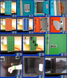 Small Steel Electronic High Safe digital locks for lockers