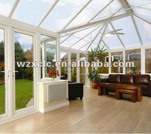 aluminium outdoor glass room