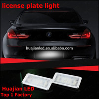 LED License Plate Number Light For BMW E46 Coupe 325Ci 328Ci 330Ci