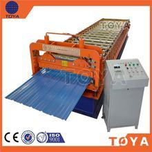 Toya stile ripristino anclay tegole fare macchine/mattonelle che forma macchina