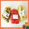hdpe small mesh net bag onion potato ginger packaging bag