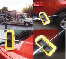 car washing brush with long handle