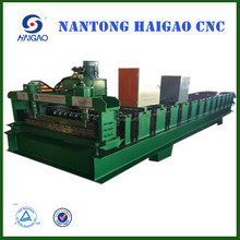 HGYX15-225-900 Single Layer CNC color steel roll forming machine/ cold roll forming machine