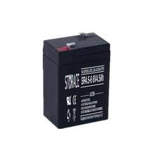 6v 4.5ah battery (LED Light Battery)