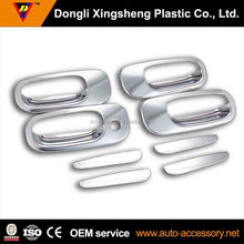 chrome door handle cover auto parts dodge charger accessories