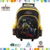 mochilas trolley travel backpack/kid school bag/trolley school bag kids bag with wheels kids bag wheels